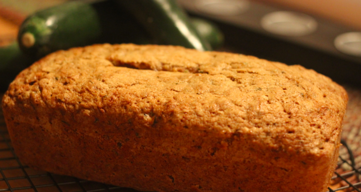 This Chocolate Zucchini Bread Is Definitely The Most Delicious Way to Eat Your Veggies