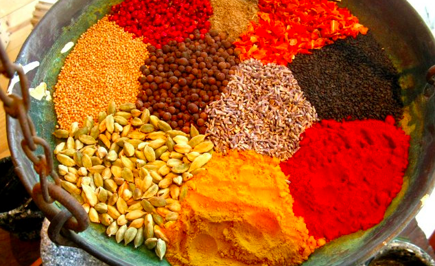 9 Spices That Can Actually Improve Your Health