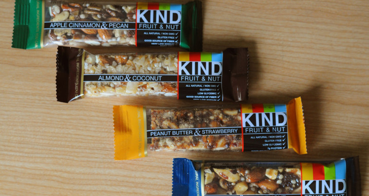 A Definitive Ranking of Classic KIND Bars