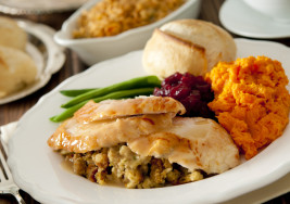 7 Tips to Help You Avoid Overeating This Thanksgiving