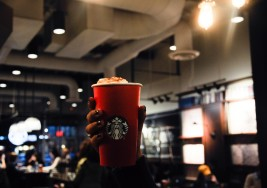 Which Starbucks Holiday Drink Are You?