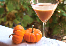 How to Turn Your Favorite Fall Drink Into a Martini