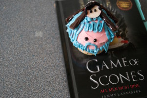 How to Make Game of Thrones Themed Bran Muffins