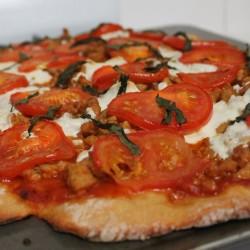 2 Ingredient Pizza Crust