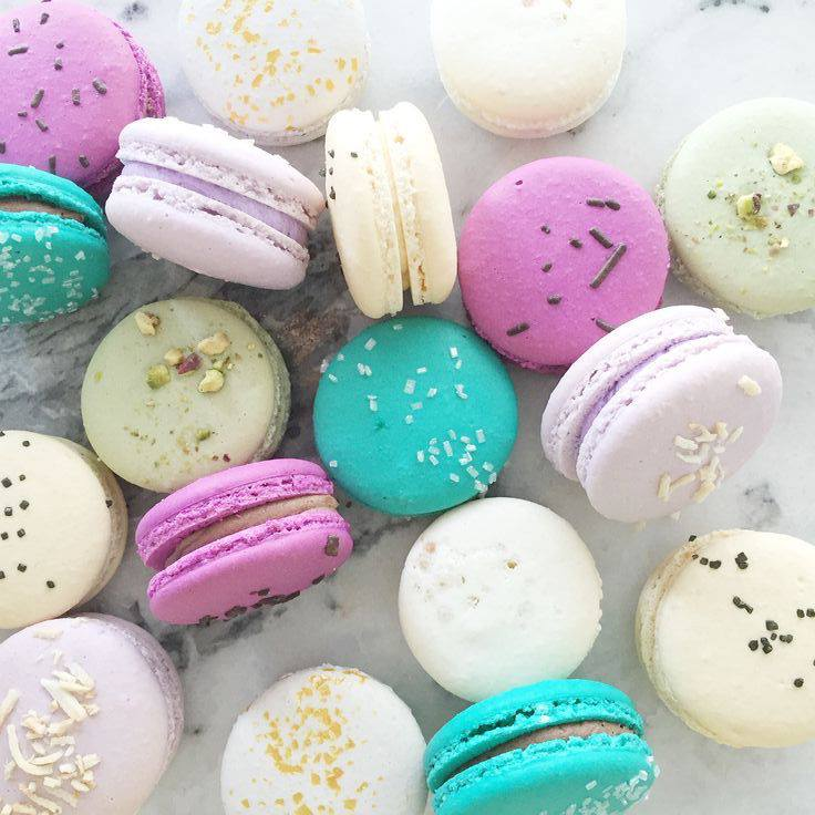 Photo courtesy of MadeWithLoveMacarons.com