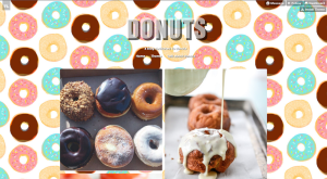 A Look Behind The Scenes of a Donut Blog