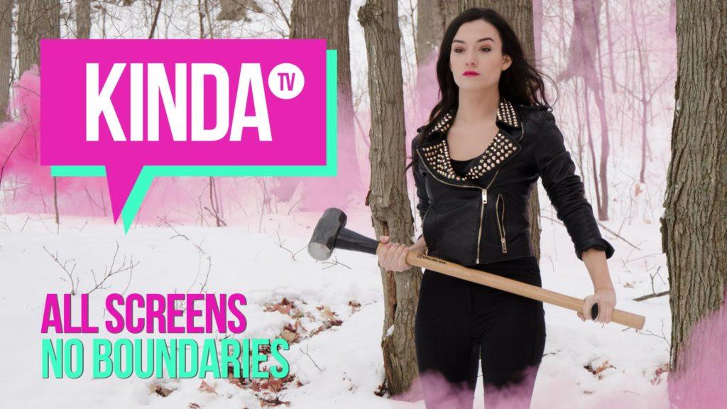 Photo courtesy of KindaTV on youtube.com