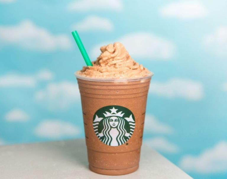 Fudge Bar Frappuccino
