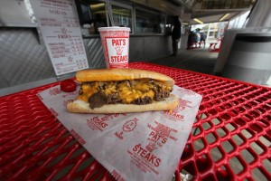 Photo courtesy of Pat's King of Steaks on Facebook
