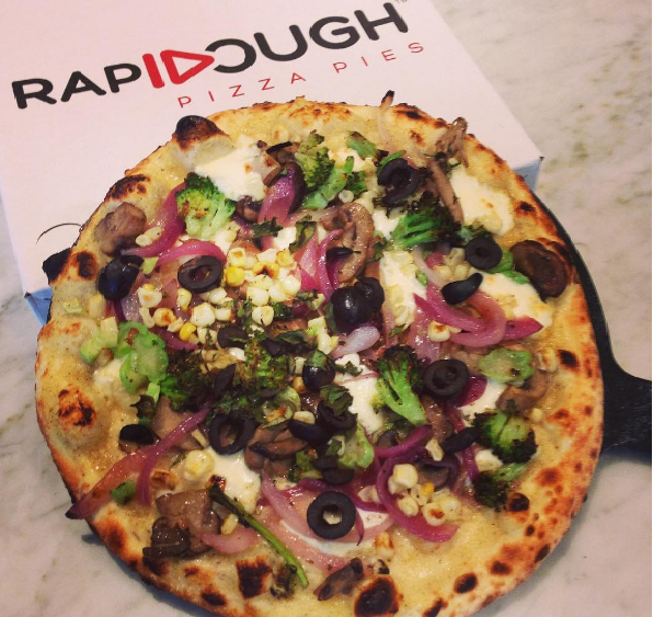 rapidough pizza