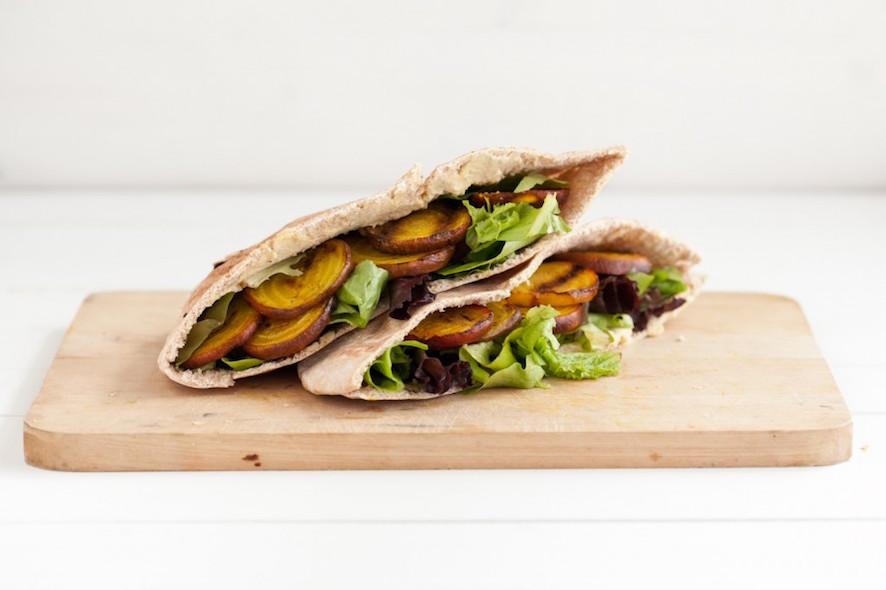 vegan sandwiches