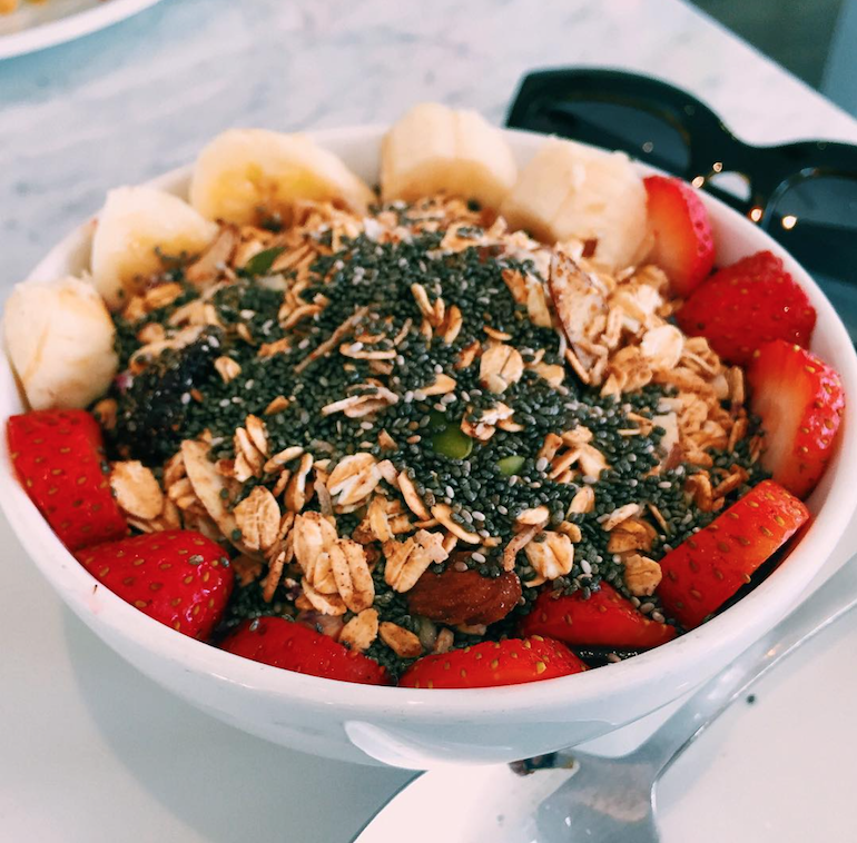Healthy granola