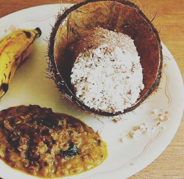 Coconut-Based Foods