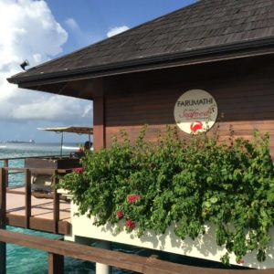 This Seafood Restaurant on the Maldivian Coast Will Take Your Breath Away