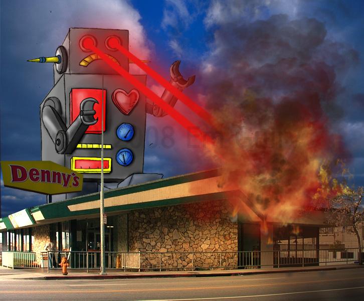 Do not go to Denny's