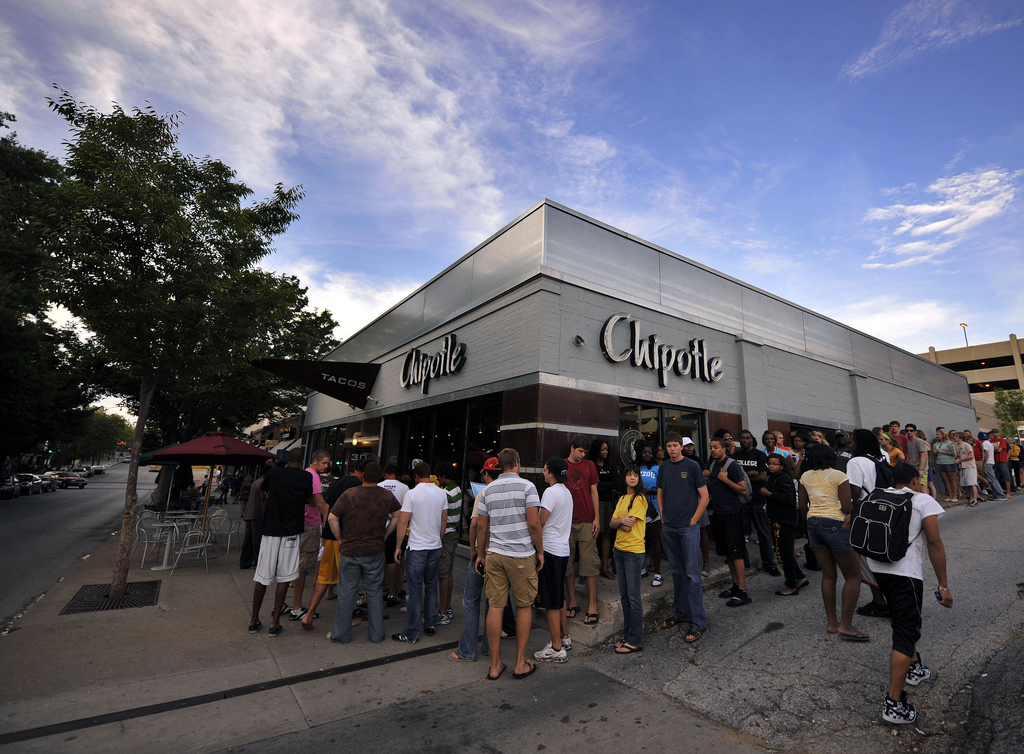 The 3 Types of People Everyone Hates at Chipotle