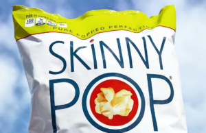Photo courtesy of @theskinnypop on Instagram