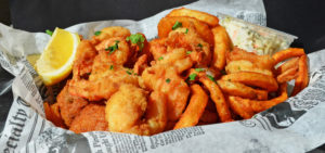 Photo courtesy of Timoti's Seafood Shak