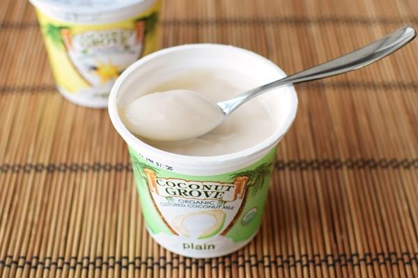 non-dairy yogurt