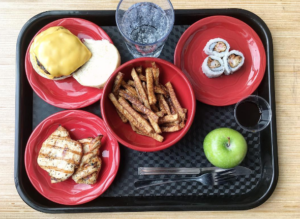Photo courtesy of @dining_hall_eats on Instagram