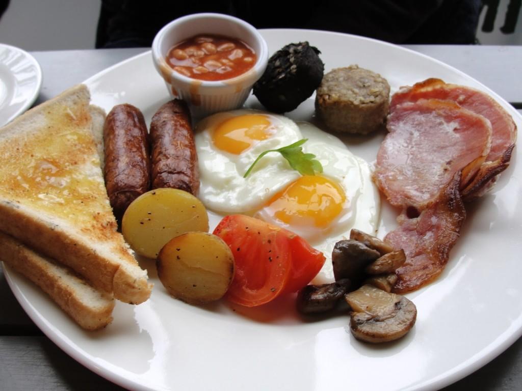 Good English Food