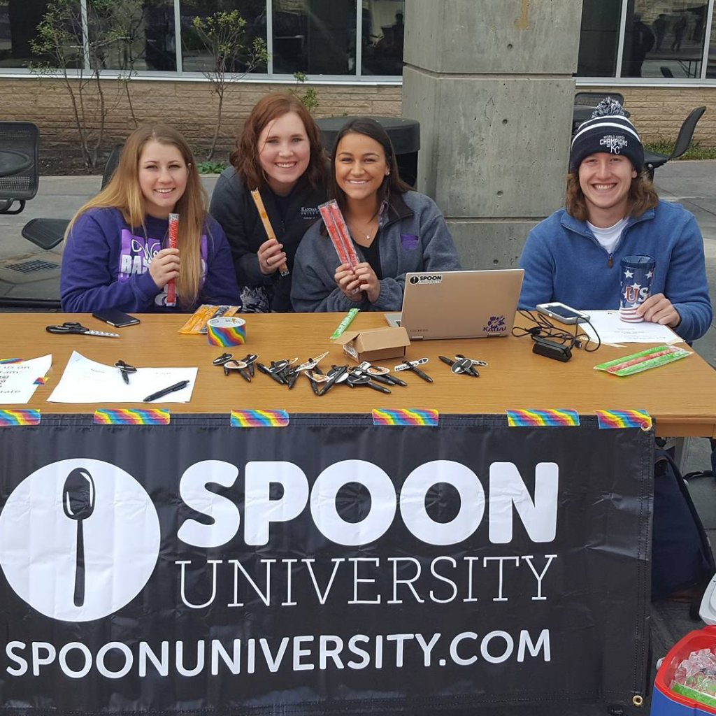 Spoon K-State