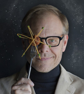 Alton Brown Answers our Questions on Food, College and Everything in Between