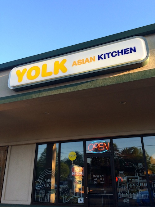 yolk asian kitchen