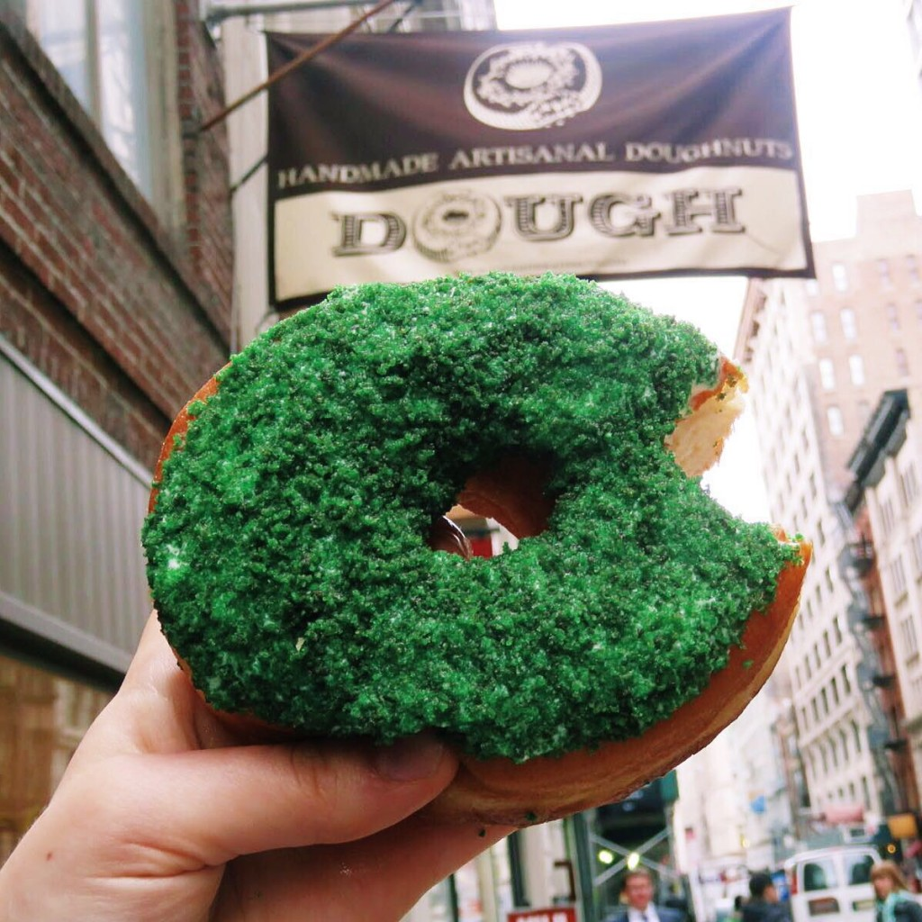 Manhattan Doughnut