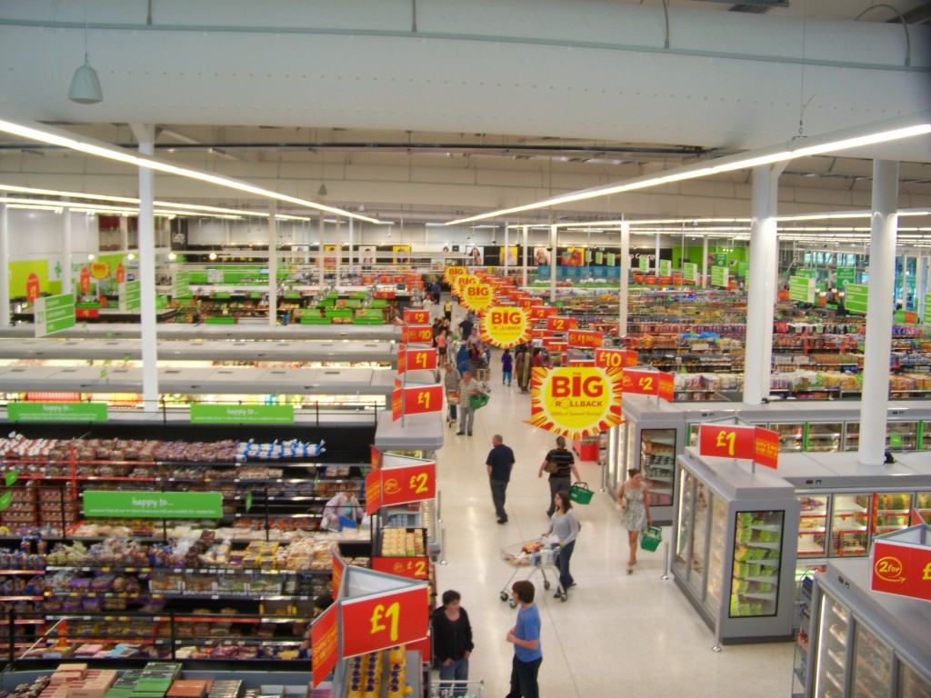 international supermarkets
