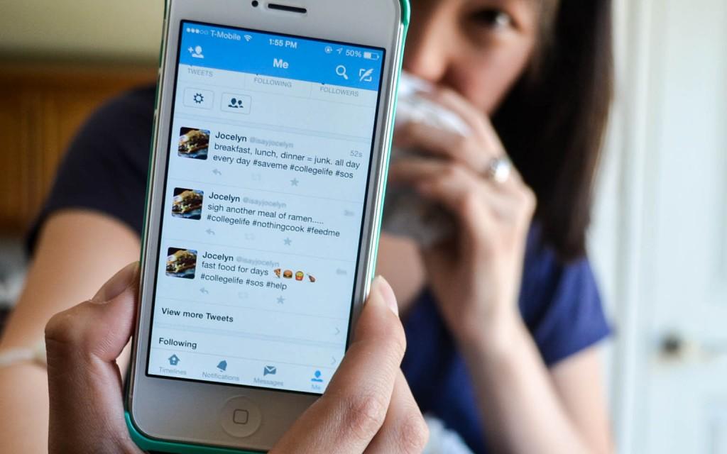 14 College Food Fails via Twitter