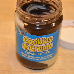 Cookies and Creme Cookie Butter Recipes