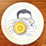 Easy Food Art: Six Doodles You Can Complete with A Slice of Fruit