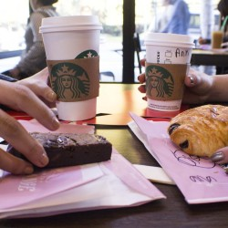World's Largest #StarbucksDate