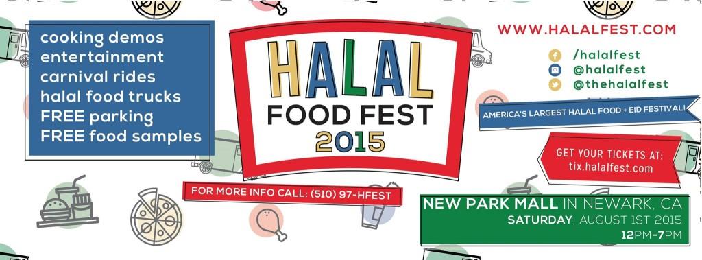 Photo Courtesy of Halal Fest
