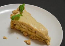 Decadent Banana Cream Pie for the College Budget