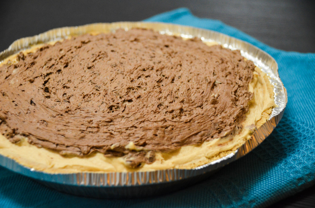 ... No-Bake Peanut Butter Chocolate Pie That Tastes Better Than Reese's