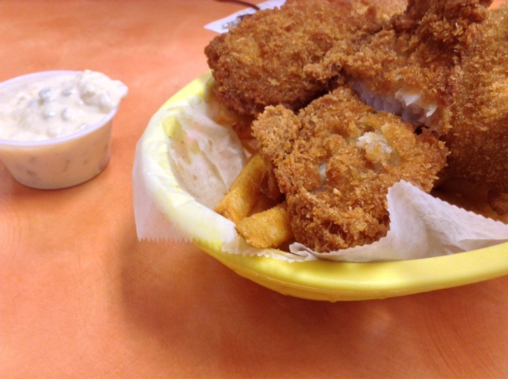 The best fried food in berkeley for Best fried fish