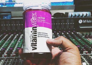 Photo courtesy of @vitaminwater on Instagram