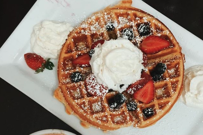 best waffles in every state