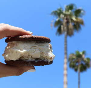 Photo courtesy of @coolhaus on Instagram