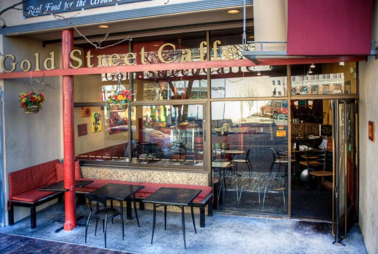 Gold Street Caffe