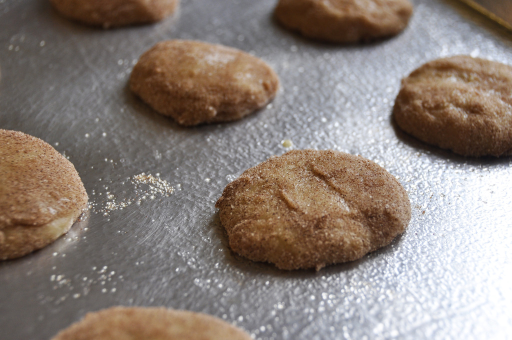 How To Make Banana Snickerdoodles