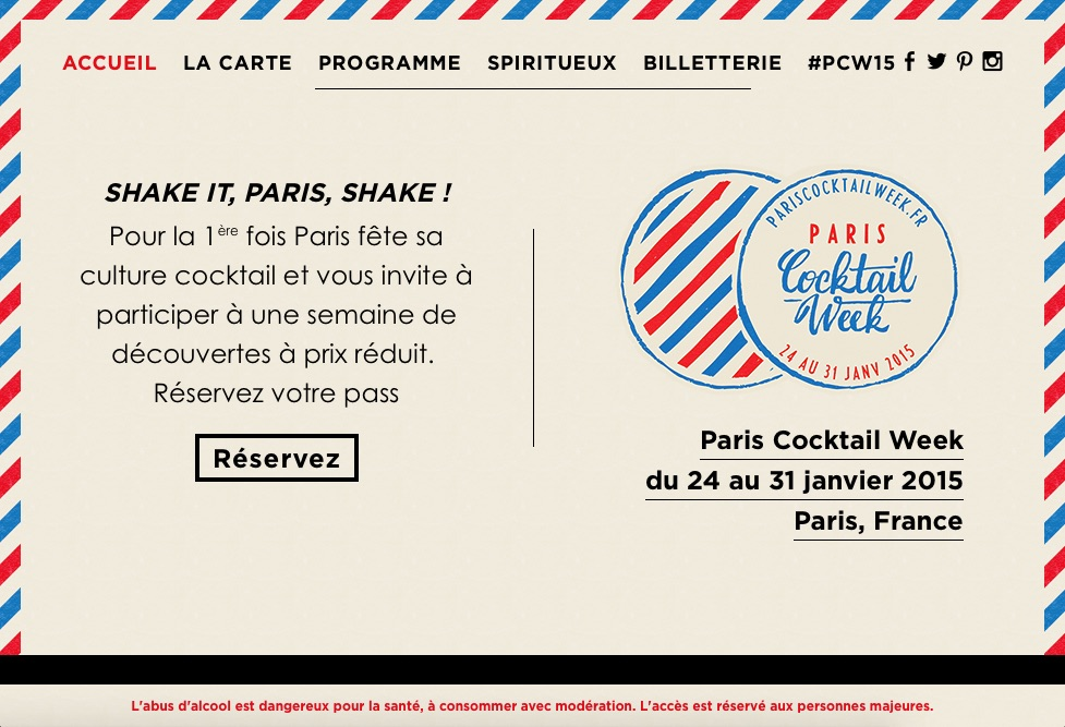 paris cocktail