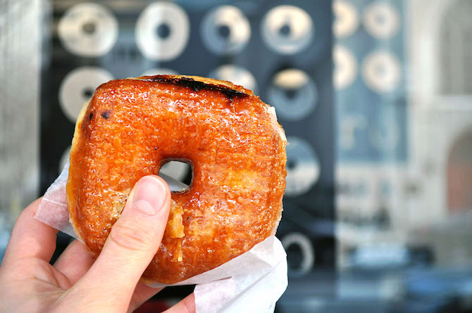 Astro Doughnuts