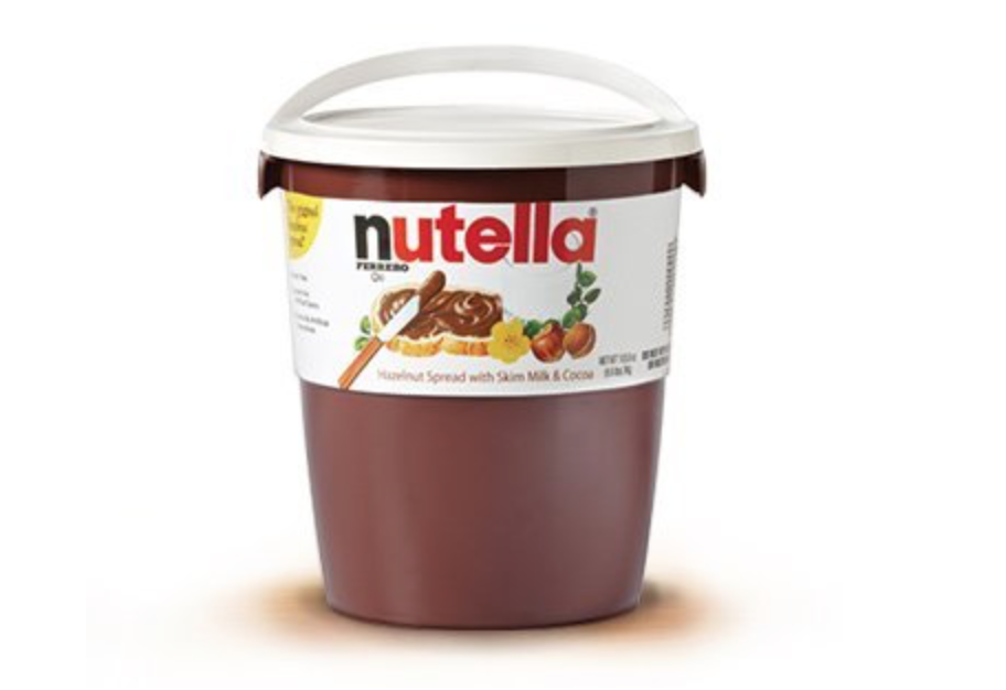 13 signs your nutella addiction is taking over your life. Black Bedroom Furniture Sets. Home Design Ideas