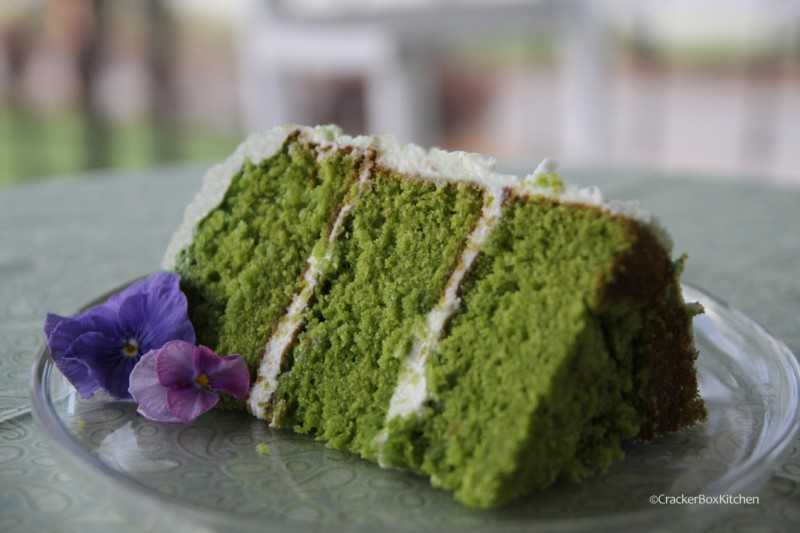 How To Bake A Spinach Cake