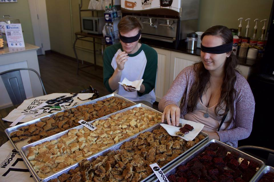 Blind Cookie Taste Test