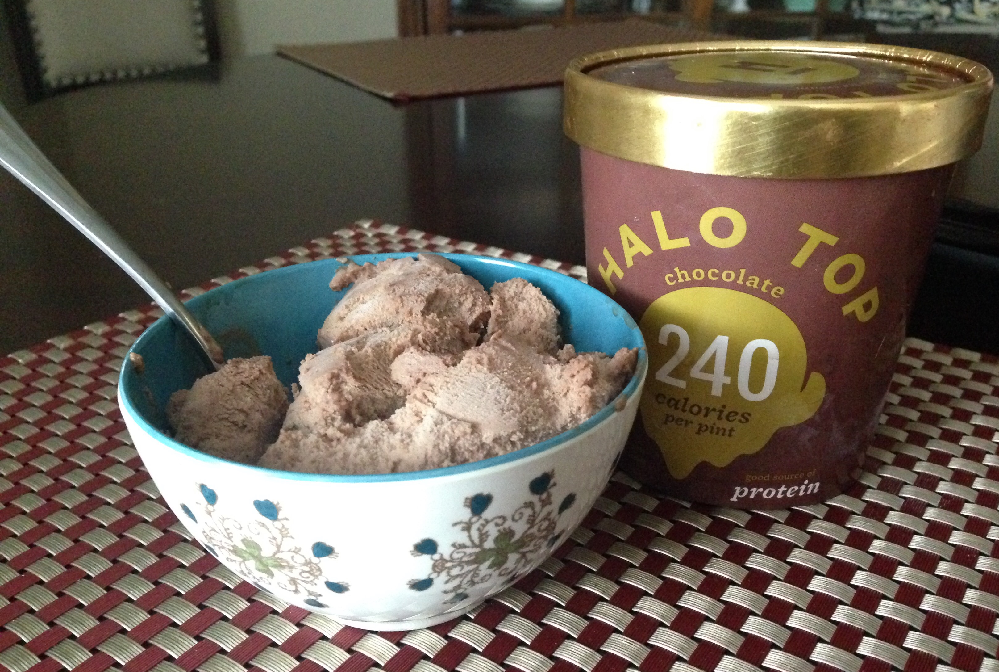 An Entire Pint of Halo Top Ice Cream Has Less Than 250 Calories