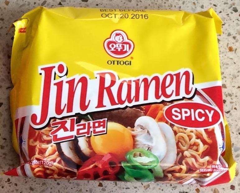 ramen taste test